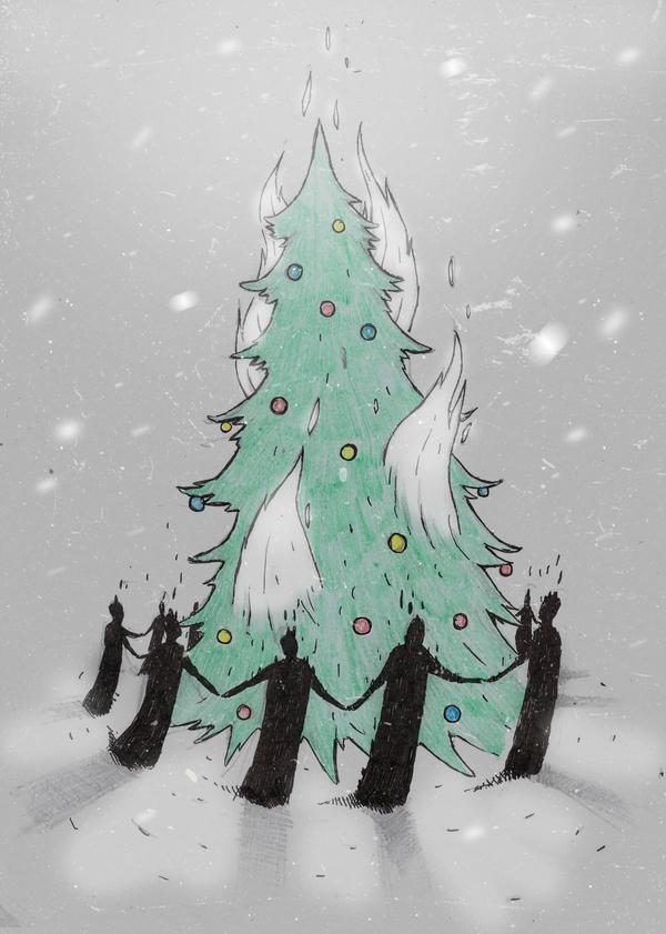 Начинаем предновогоднюю истерию плавно переходящую в неконтролируемый массовый психоз AW, Alien_weather, Xmas, Новый Год, Рождество