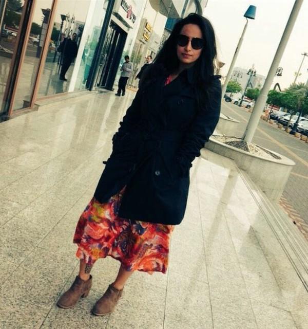 Арабскую девицу во все щели