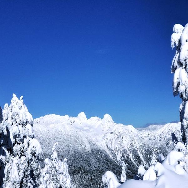 Открываем зимний сезон походов в горы Канада, Ванкувер, Горы, Туризм, Поход, Путешествия, Природа, Длиннопост