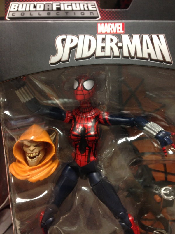 Spider-man? MAN??? Человек-Паук, Spidergirl, Так можно было?, Детский мир, Игрушки, Marvel, Длиннопост