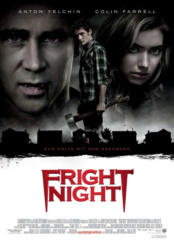 """Советую посмотреть : """"Ночь страха"""" 2011г. Советую посмотреть, Фильмы, Ночь страха, Комедия, Триллер, Ужасы"""