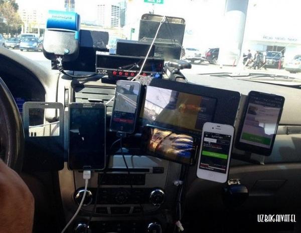 Современное такси