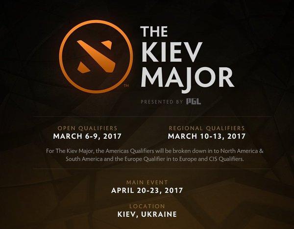 Объявлено место проведения весеннего Major Dota 2, Major, Киев, Valve, Рептилоиды