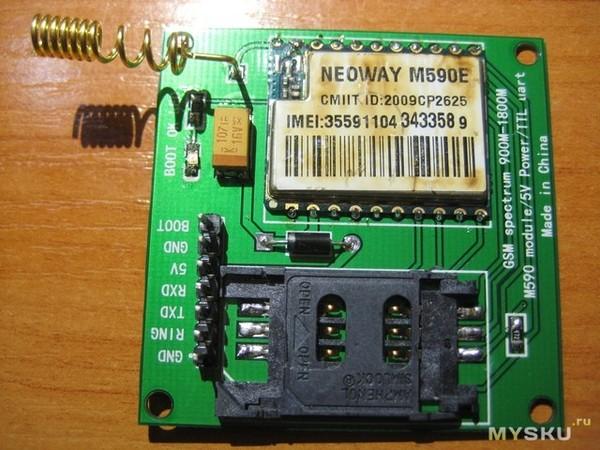 SIM800L GSM/GPRS Module to Arduino Belajar Arduino