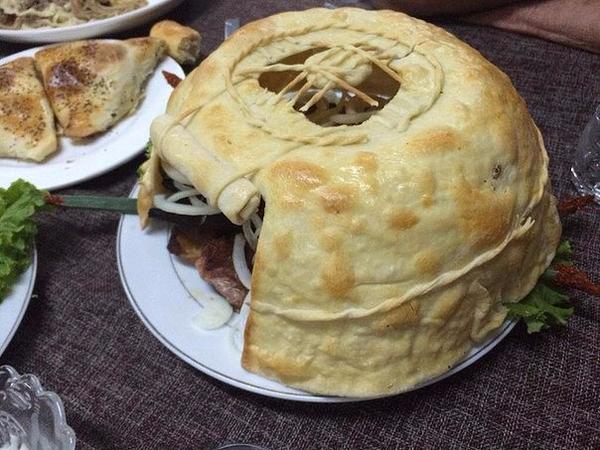 Интересная подача шашлыка Фото, Шашлык, Лаваш, Оригинально, Кухня