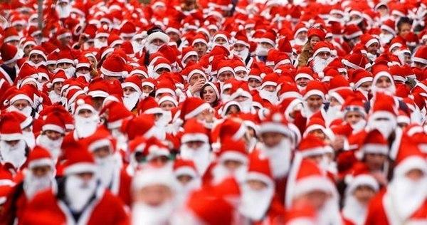 Как называют Деда Мороза в разных странах Дед Мороз, не мое, из сети, страны, длиннопост
