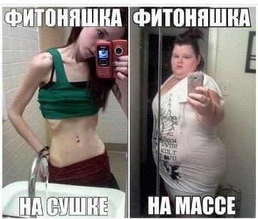 Как набрать массу? Набор массы, Похудение, Фитнес, Правильное питание, Лишний вес, Калории, Белок, Длиннопост