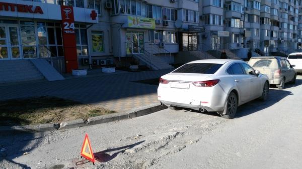 Пикабушники Новороссийска нужна ваша помощь! ДТП, Виновник, Скрылся, Новороссийск, Mazda 6, Помощь