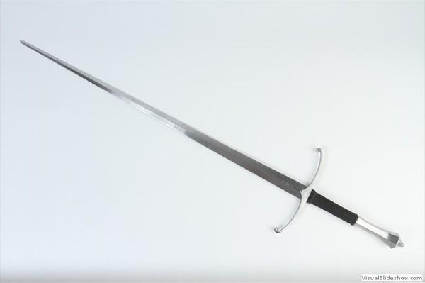Regenyei Armory Longsword № II. (№ 2.) Оружие, холодное оружие, меч, regenyei, длиннопост
