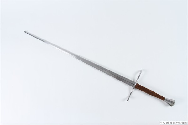 Regenyei Armory Longsword № III (№3) Оружие, холодное оружие, меч, regenyei, длиннопост