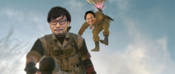 Бывший босс Konami теперь работает с Кодзимой Death Stranding, Konami, Хидео Кодзима, Игры, Stopgame, не мое