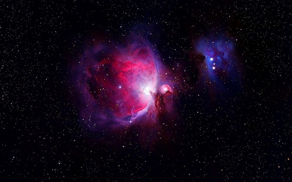 orion nebula pictures - HD 1366×768