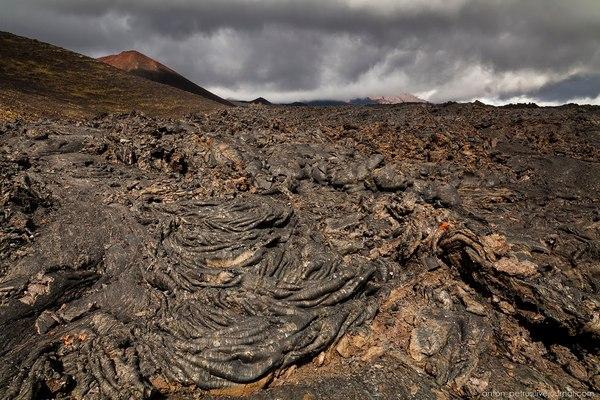 Лавовые поля вулкана Толбачик лава, Тобачик, камчатка, Россия, Природа, извержение, пейзаж, надо съездить, длиннопост