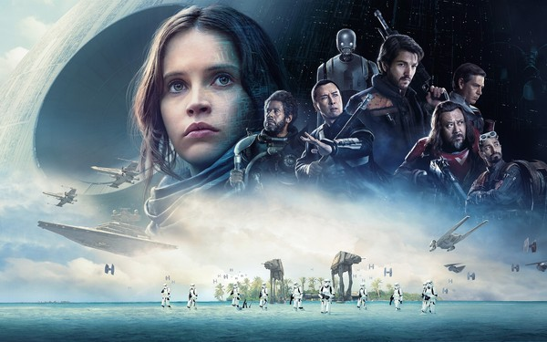 """Моя сильная и независимая рецензия на фильм """"Star wars Rogue one"""". star wars, Изгой-Один, рецензия, длиннопост, спойлер"""