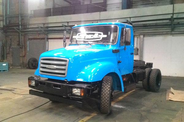 На ЗИЛе выпустили последний грузовик Авто, ЗиЛ, Dromru, Грузовик