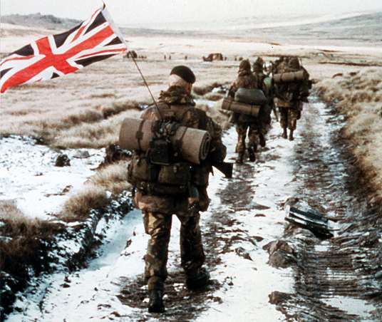 Фолклендский конфликт. 2 апреля — 20 июня 1982 Фолкленды, Англия, Конфликт, Длиннопост, Фото