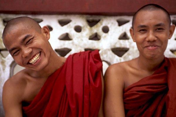 с буддистами знакомство