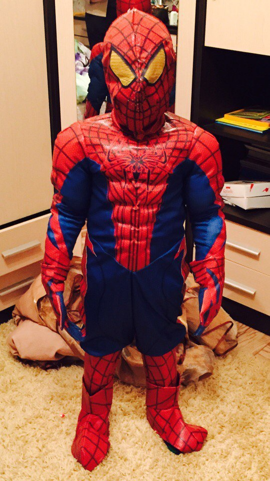 Человек-паук уже не тот...
