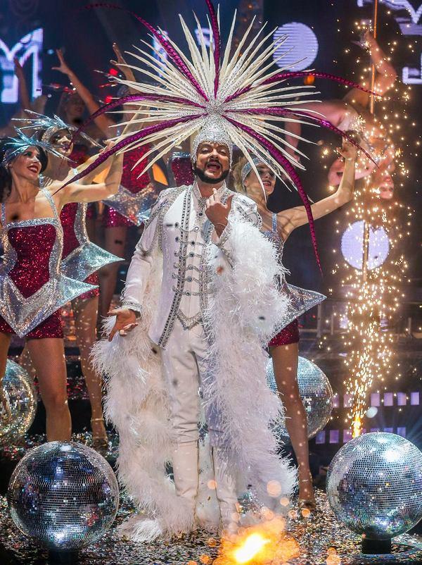 Грядущая новогодняя ночь на Первом канале или почему я не смотрю ТВ