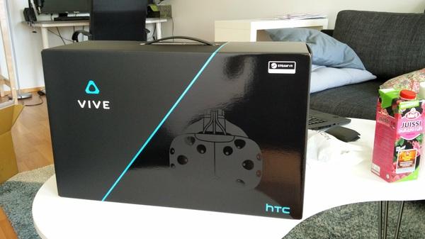 2016 - год начала ВР Виртуальная реальность, HTC Vive, Oculus Rift, Playstation VR, Игры, видео, длиннопост