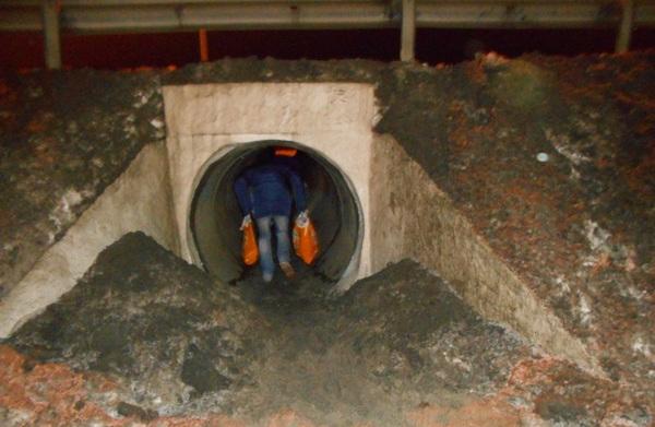 Подземный пешеходный переход Ничоси, Московская область, Труба, Дорога, Переход, Пешеход, Фото, Комфорт