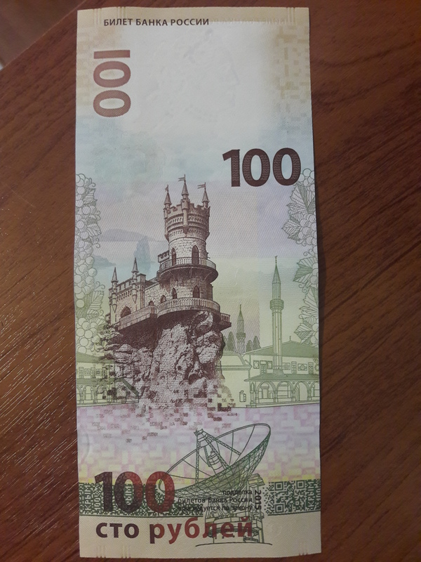 Новые 100 рублей крым где взять знаменитые коллекционеры и их коллекции