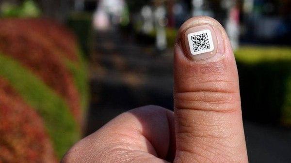 В Японии больных слабоумием стариков пометят QR-кодами, чтобы не потерялись Hi-Tech, Япония, Пенсионеры