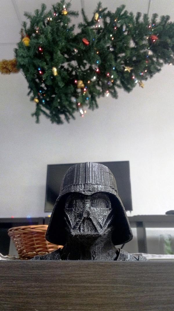 """""""I have you now"""" © или во славу Империи! star wars, Darth Vader, 3d печать, длиннопост"""