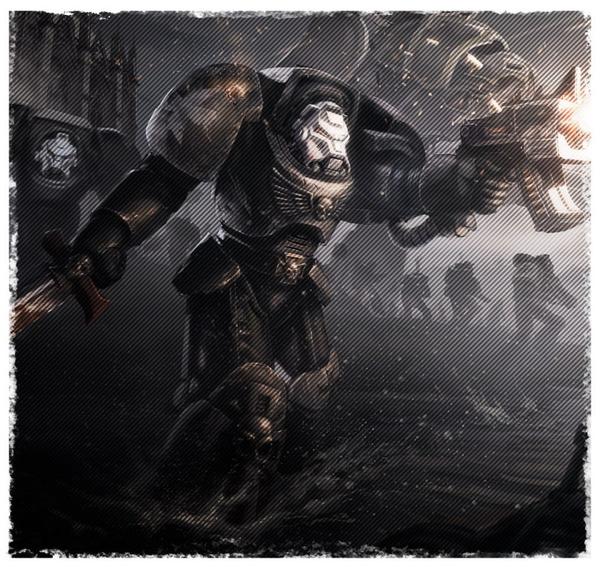 Regimental Standart: Присоединяйтесь к Праведникам! warhammer, Warhammer 40k, imperial guard, имперская гвардия, regimental standart, Полковой Штандарт, перевод, длиннопост
