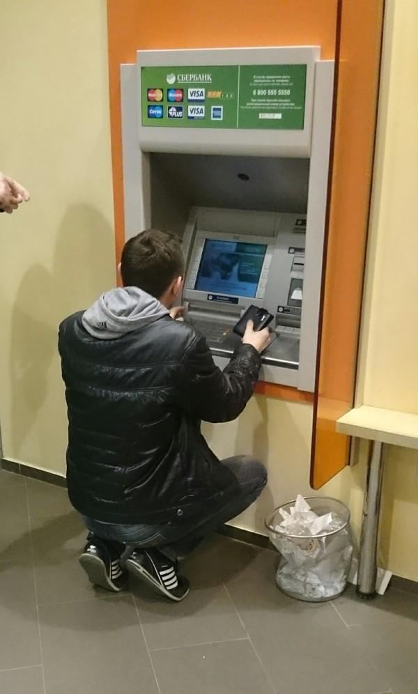 Сбербанк - для четких пацанов.