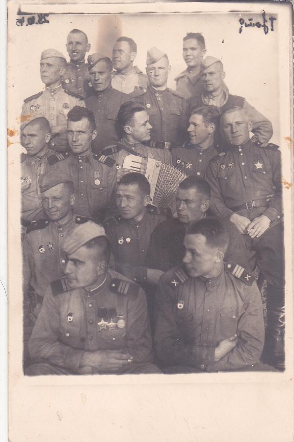 Победители. Великая Отечественная война, Герои, 1945, Победа, Фотография, Война, Солдаты, Ордена