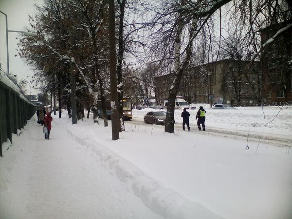 Нижний Новгород, улица Нартова. Автомобилисты, Пробки, А мы пойдём в обход, Длиннопост