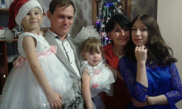 С наступающим новым годом! Новый Год, Приморский край, Семья