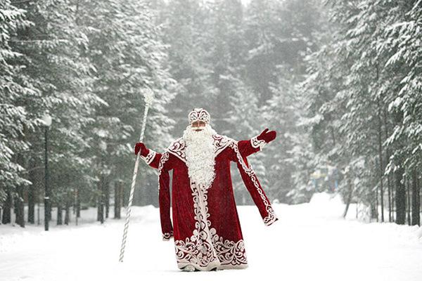 Не Сантой единым: 15 аналогов Деда Мороза новый год, рождество, санта, дед мороз, много букв, праздники, праздник к нам приходит!, длиннопост