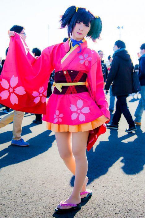 Comiket 91 #6 Косплей, Комикет, Япония, Фестиваль, Длиннопост