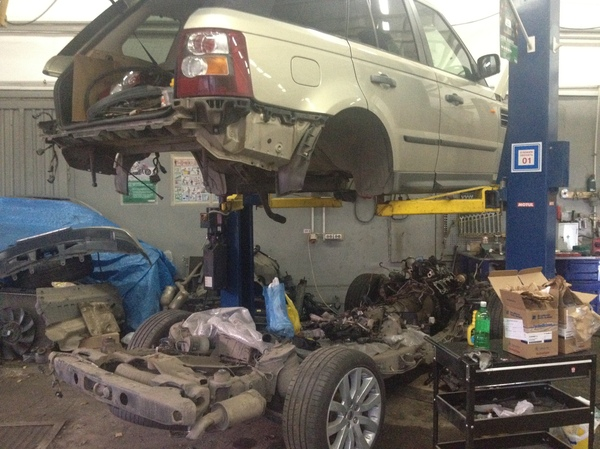 Демо версия. Range rover, Rc-Toys, Ремонт, Машина