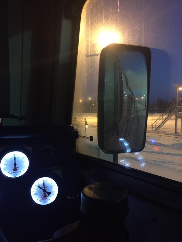 Когда на улице -40 и ты не даешь замерзнуть локомотиву