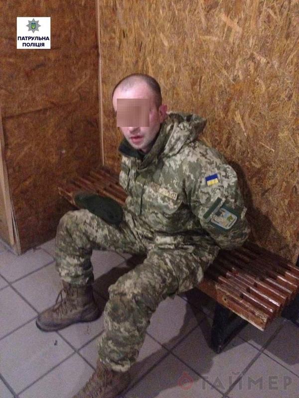 В центре Николаева военнослужащий пытался изнасиловать старушку Николаев, Изнасилование, Новости, Старушкоёб, Длиннопост