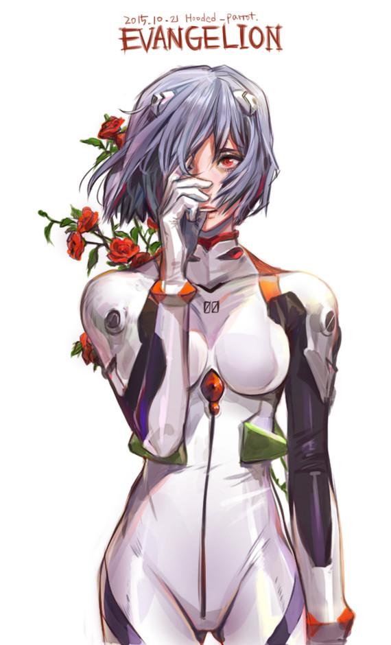 Rei Ayanami аниме, Anime Art, Evangelion, Rei Ayanami