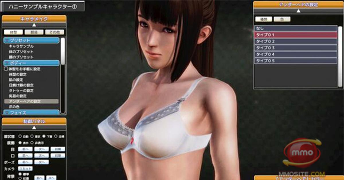 Порно игра очень реальные персонажи
