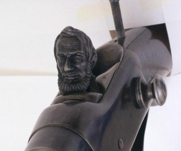 Винтовка от Хайрема Бердана для президента Авраама Линкольна Винтовка, Линкольн