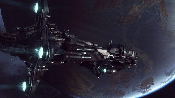Немножко EVE Online Eve online, Игры, Космос, Длиннопост, Coub