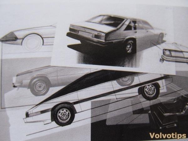 История вольво 7ХХ серии Volvo, 740, 760, История, Швеция, Авто, Интересное, Длиннопост