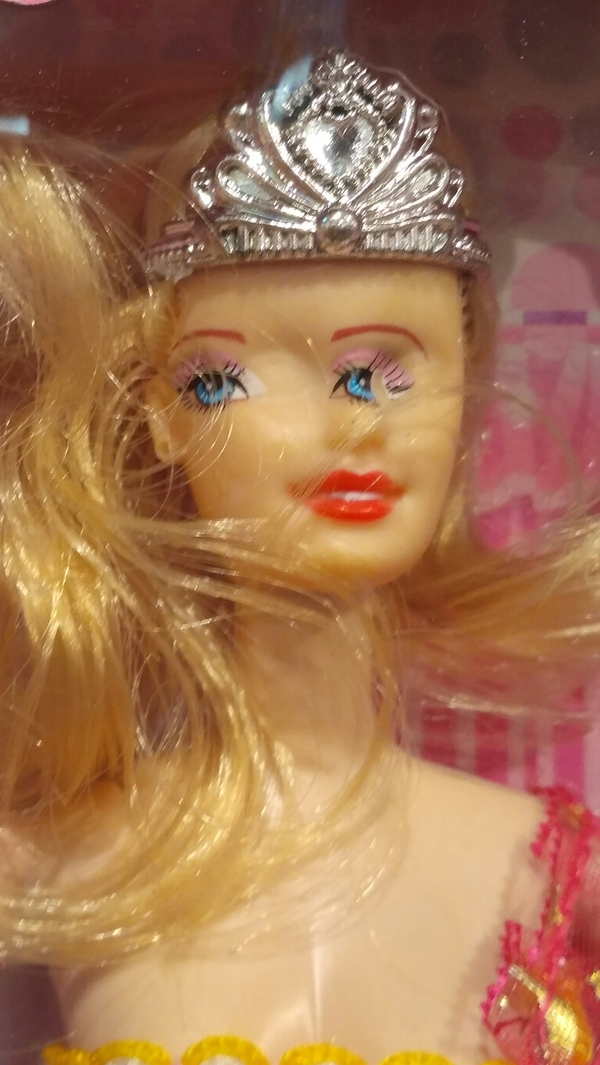 Лицо 1 января Кукла, Made in china, Уродство, Длиннопост