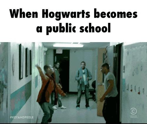 Когда Хогвартс станет открытой школой