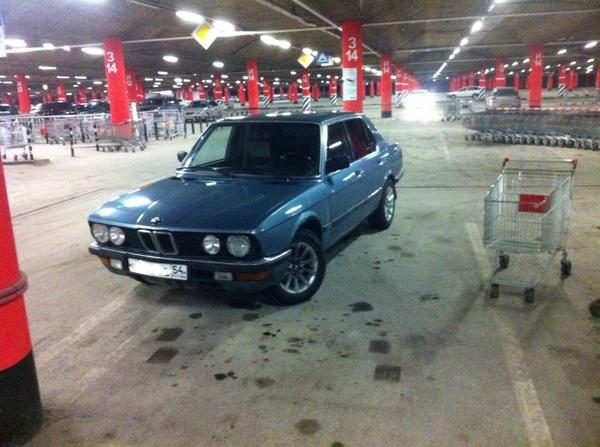 Я и друг мой BMW Bmw, E28, Свап, Oldschool, Длиннопост