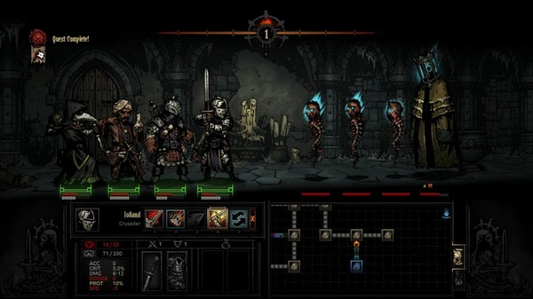 Darkest Dungeon Игровые обзоры, Компьютерные игры, Ролевые игры, Darkest dungeon, Длиннопост