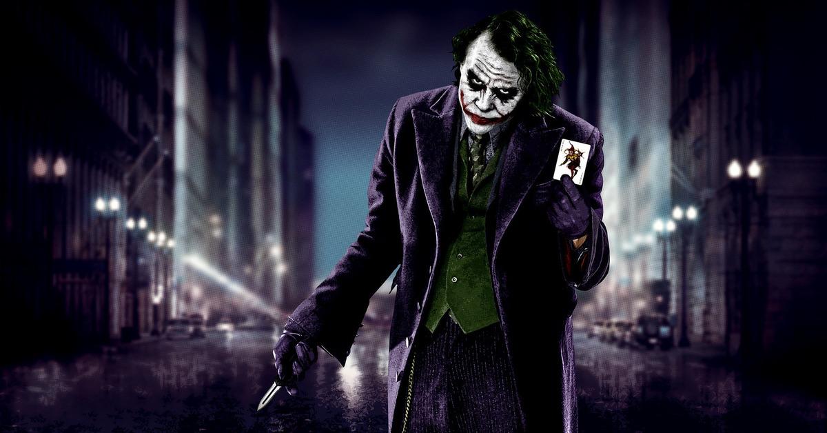 Обои На Телефон Джокер