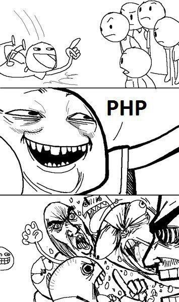 Краткая инструкция о том, как разразить срач среди программистов