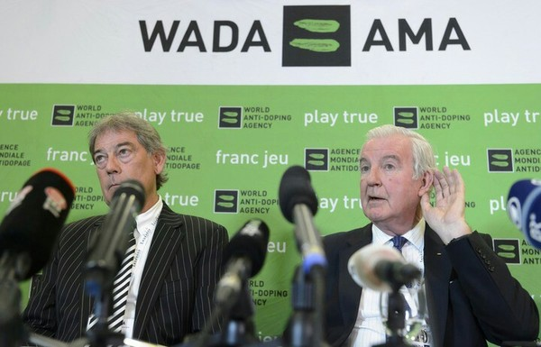 Новости из дурдома спорт, допинг, WADA, Политика
